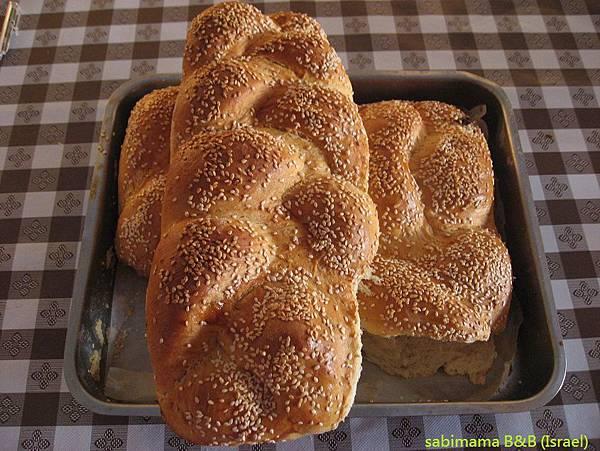 安息日麵包