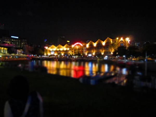 夜之克拉碼頭