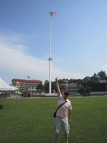 金氏世界紀錄大旗竿