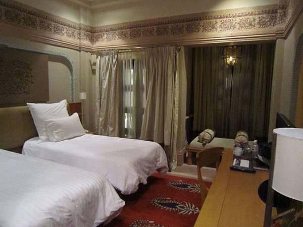 皇宮一樣的房間