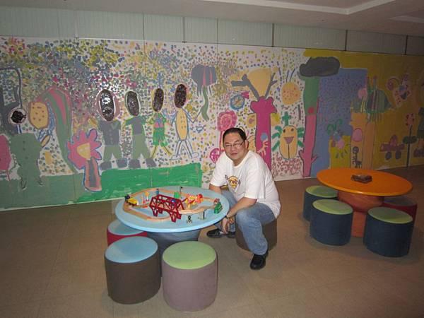 兒童休息區
