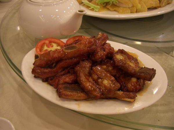 鎮江焗肉排