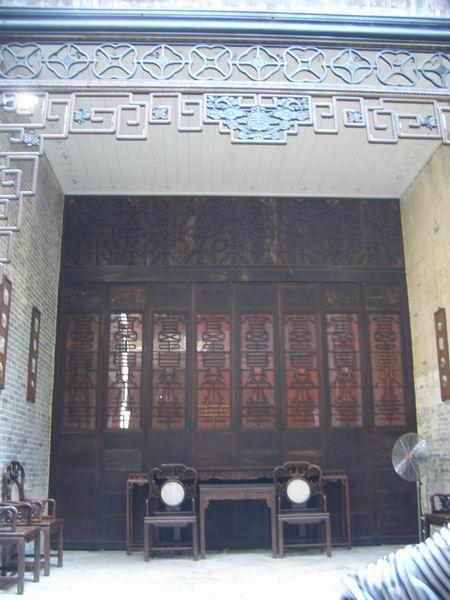 富貴榮華的主堂