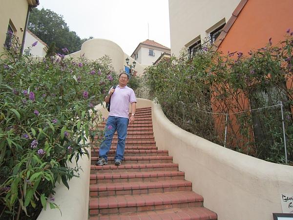 美麗的樓梯