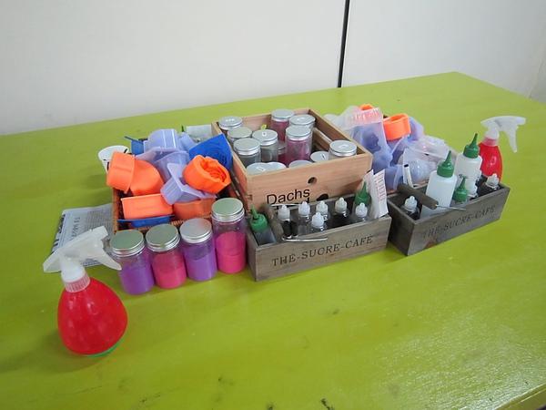 香皂製作體驗