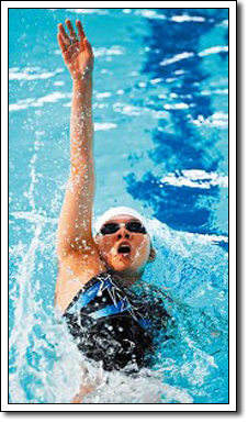 泳鏡,游泳,黑貂泳鏡,兒童泳鏡,學游泳,仰式