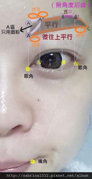 韓式粗短眉上臉圖說.jpg
