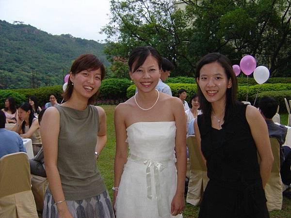 我見過最美麗的婚禮與新娘