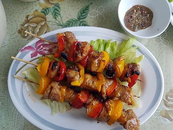 大清越南美食料理 烤豬肉