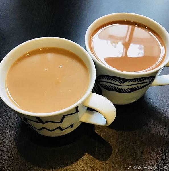 鹿角13 Prongs13 鮮奶茶、緬甸奶茶