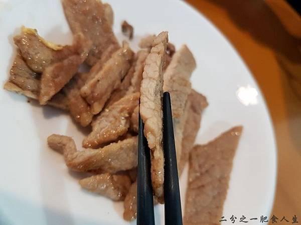 檸檬樹晨食嚴選 單點燒肉片 30元