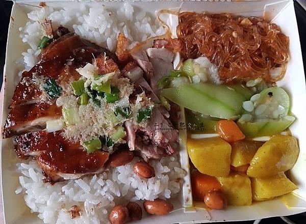 香港吉祥隆燒臘 雞拼燒肉 NT70