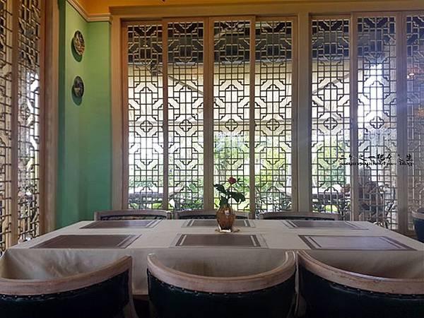 芳葵fragrance庭園餐廳