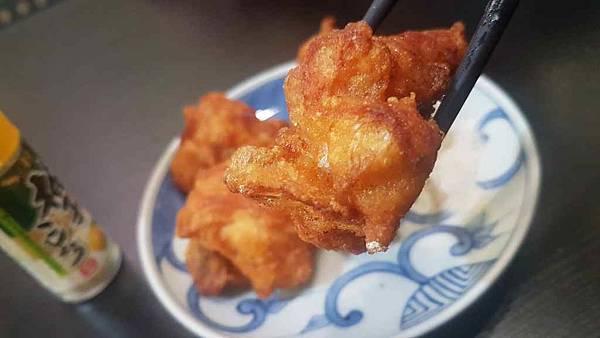 八幡拉麵 唐揚雞