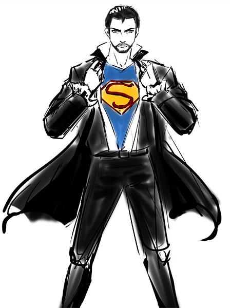 Salieri Superman