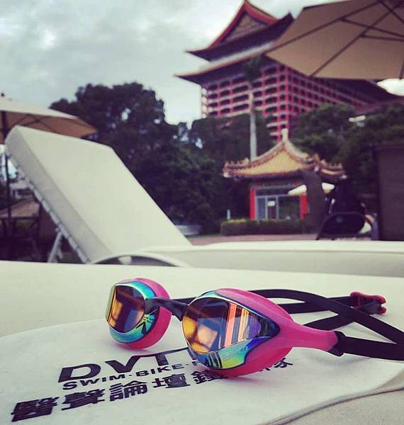 S58UV三鐵開放水域泳鏡推薦必買粉紅粉色SAEKO正光 鐵人女生女孩愛用