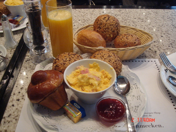Heinemann早餐