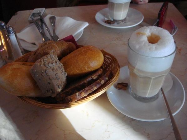 Anna Blemen早餐