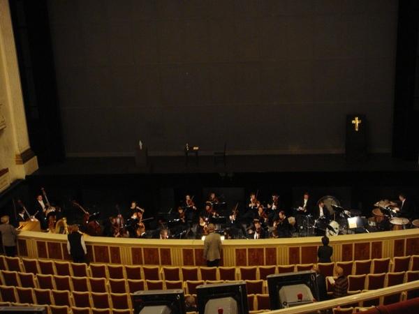 Berlin Staatsoper舞台
