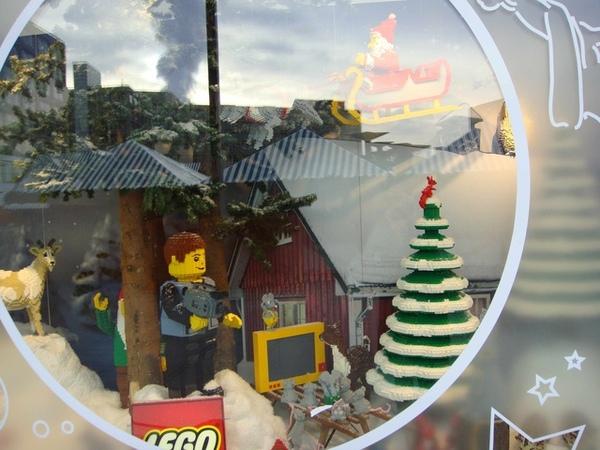 Kaufhof聖誕櫥窗