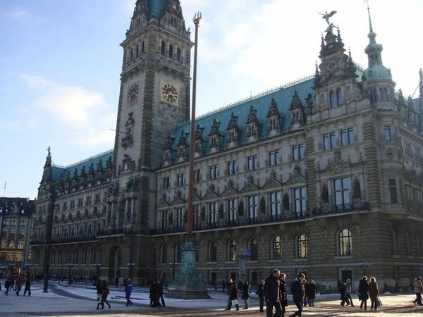 Hamburg市政廳-6