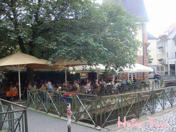 Freiburg當地菜餐廳Sichelschmiede-29.jpg