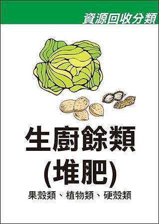 海報-生廚餘類(堆肥)