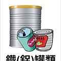 海報-鐵鋁罐類