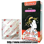 OKAMOTO岡本蝶 SKINLESS 1000 薄型衛生套2.jpg
