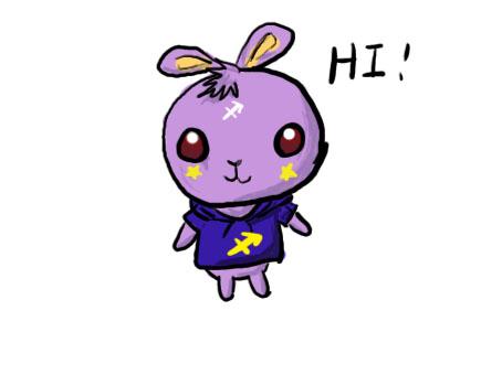 射手兔-雛型