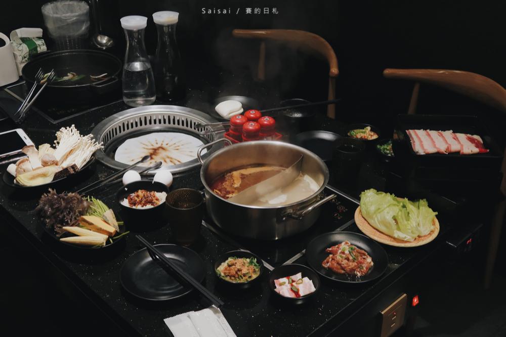 金大鋤壽喜燒(烤)|台中火鍋吃到飽・食材新鮮、肉品好吃!壽喜燒、火鍋、燒烤一次到位♥