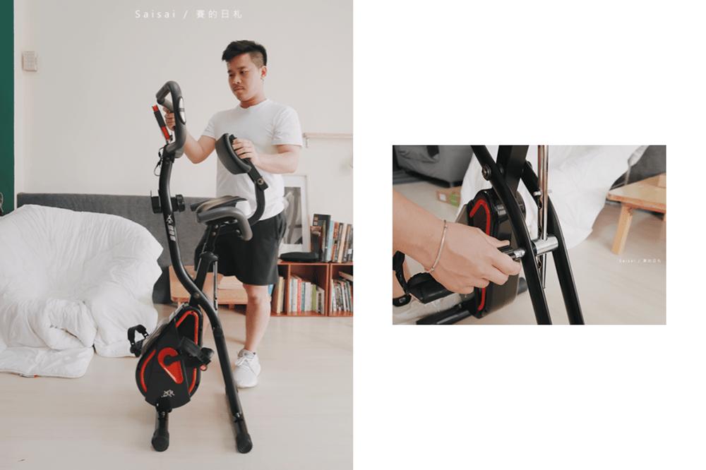XR-G5磁控健身車 摺疊收納 居家健身器材 賽的日札-23-min.png