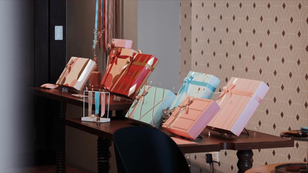 Chochoco Wedding手工婚禮禮盒 乾燥玫瑰色喜餅禮盒 喜餅推薦 賽的日札-4-min.png