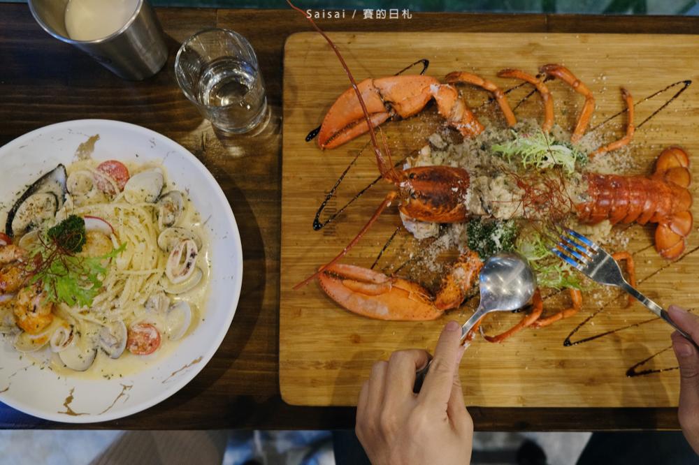 Racer's Kitchen瑞瑟手作廚房|台中北區|波士頓龍蝦燉飯超美味且提供客製化料理