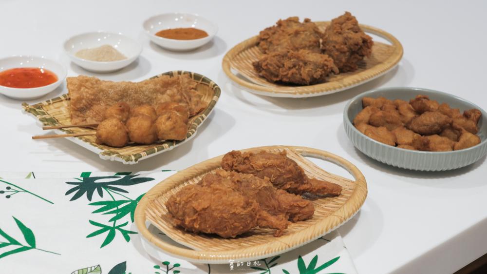 大瑪南洋蔬食DaMa|台中素食材料行|素食也能這麼好吃,自己在家做也沒問題!推薦炸素G腿
