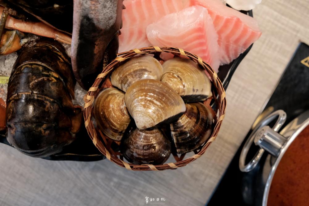 蘆洲海鮮火鍋_龍蝦火鍋_樂釜 蛤蠣