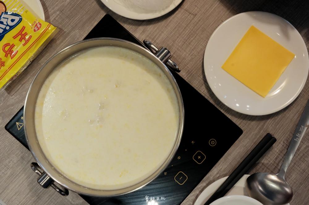 蘆洲海鮮火鍋_龍蝦火鍋_樂釜 牛奶鍋