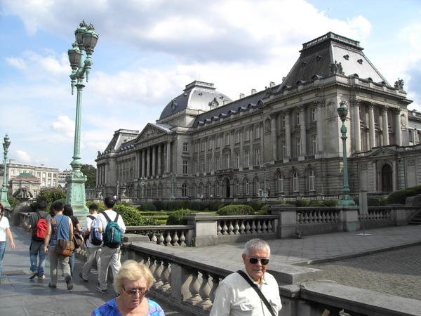比利時王宮