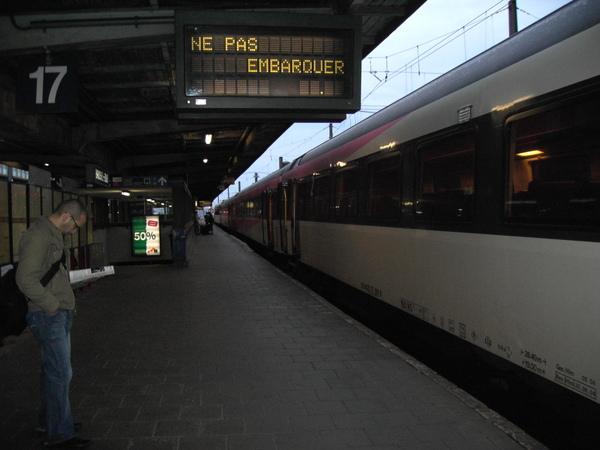 布魯塞爾車站