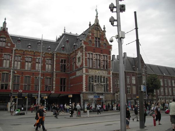 阿姆斯特丹車站