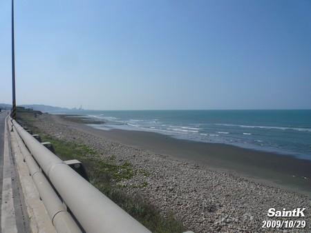 漂亮的海岸線