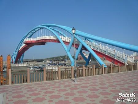 永安觀光漁港的特色建築
