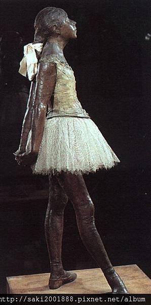 十四歲的小舞者