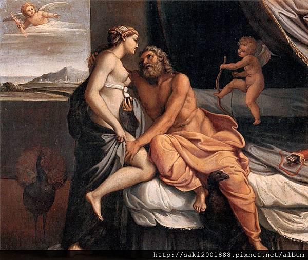 希拉與宙斯