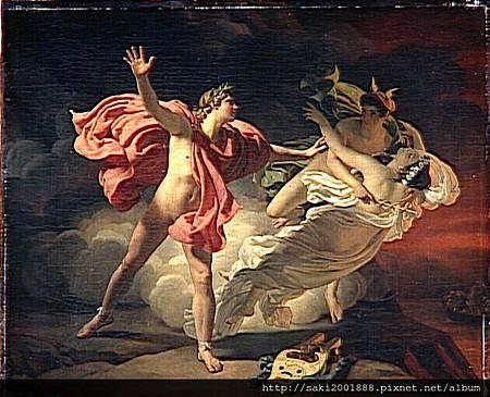 奧菲斯與尤莉狄斯