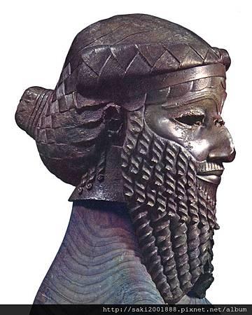 薩貢一世黃帝(2250BC)