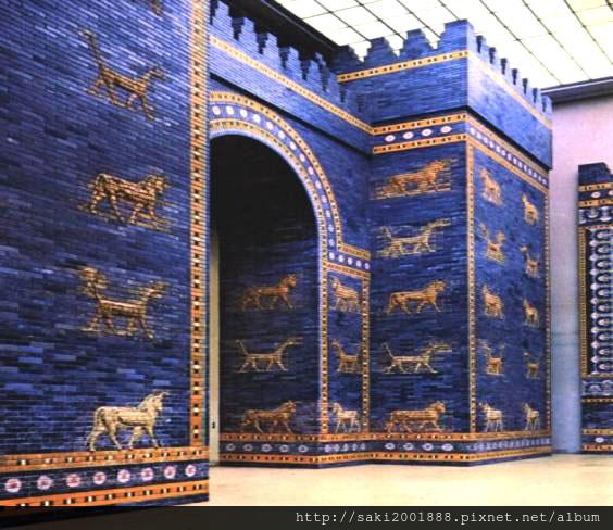 伊希達門(575BC)