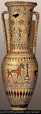 希臘東方式盛酒器