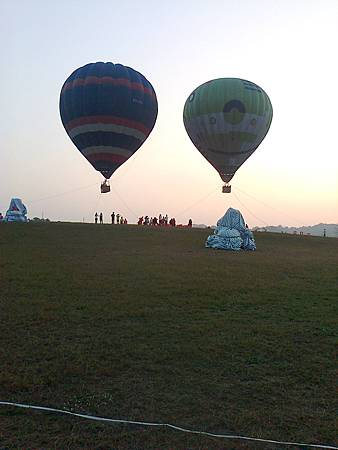 熱氣球13