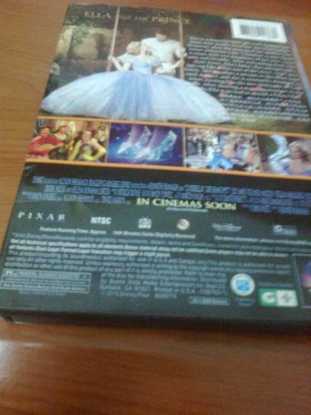 仙履奇緣DVD1